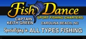 Fish Dance charters logo