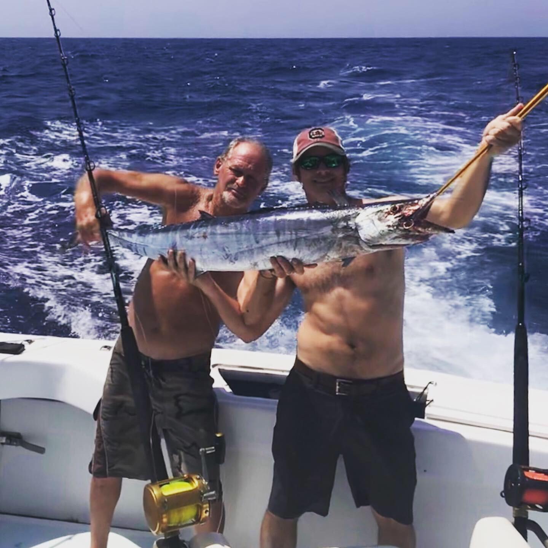 Carolina Beach Fishing Charters with Wet N Wild Sportfishing